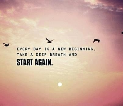 New Day New Beginning Quotes. QuotesGram