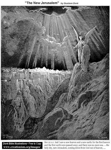 Przemilczeć Armagedon: Nakaz dnia szóstego: owoc i ziarno