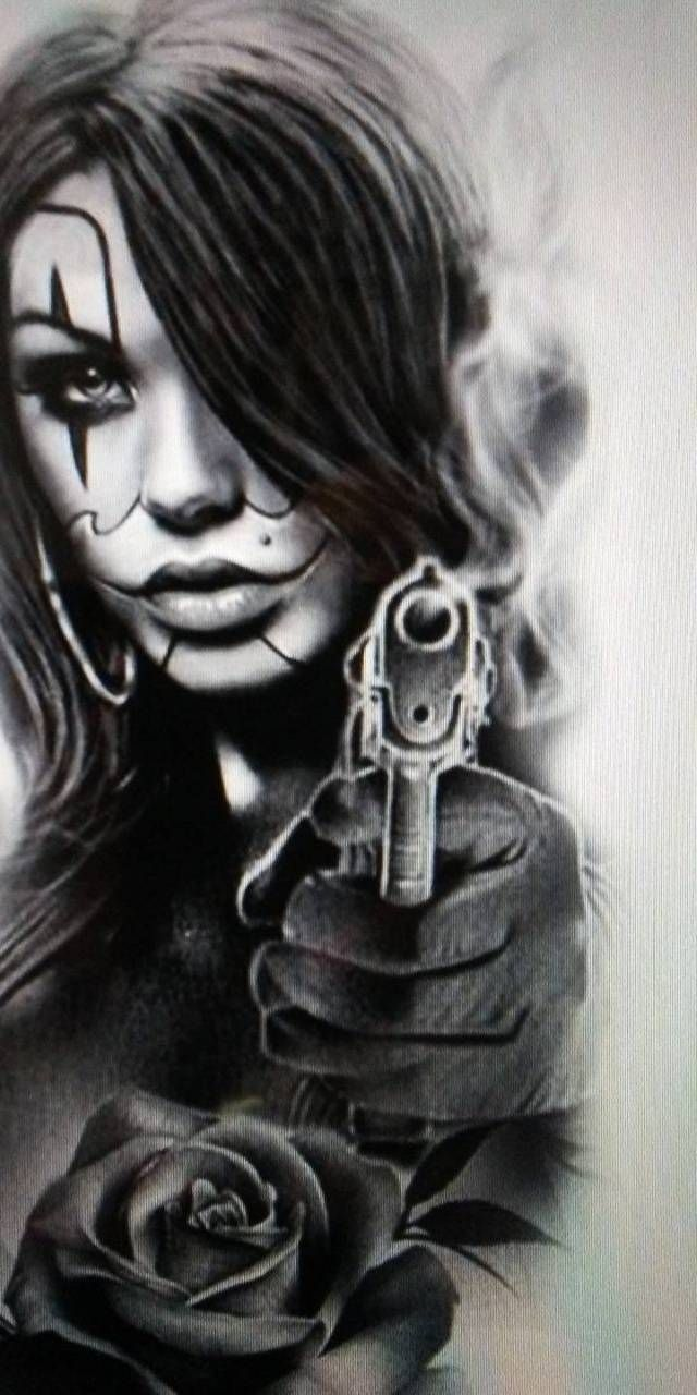 Download Dangerous Wallpaper By Sarahnjoker 64 Free On Zedge Now Browse Millions Of Popular Gan Chicano Art Tattoos Chicano Style Tattoo Chicano Drawings Tattoo wallpaper photos download