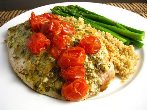 Best 25 Pesto Tilapia Ideas On Pinterest Tilapia Recipe