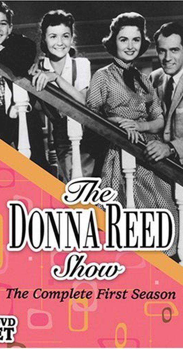 The Donna Reed Show (TV Series 1958–1966) on IMDb: Another popular 1950's sitcom about a close family. The Stones consist of loving homemaker Donna, her pediatrician husband Alex, and their children Ma