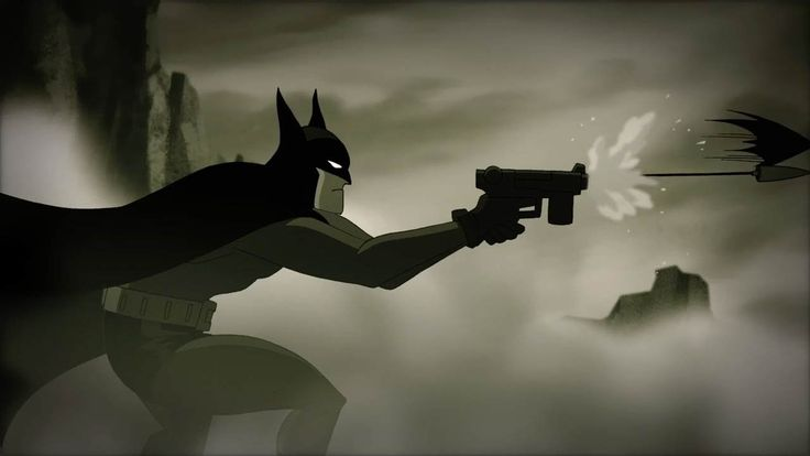 Batman: Strange Days, A New Short Celebrating 75 Years of Batman by 'The Animated Series' Creator Bruce Timm