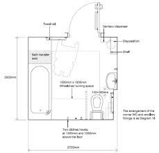 Pinterest the world s catalog of ideas for Accessible bathroom floor plans