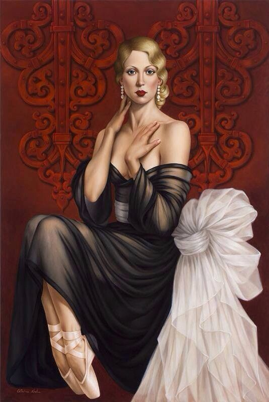 Black Swan  Catherine Abel