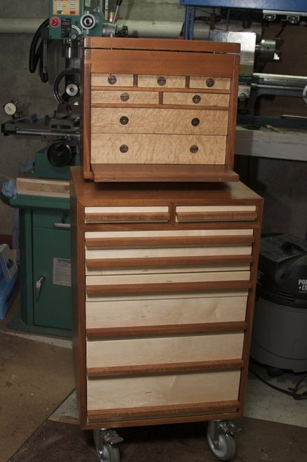 Free Machinist Toolbox Plans - WoodWorking Projects & Plans