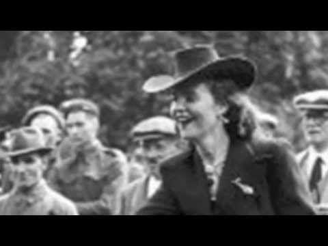 Countess Géraldine Apponyi de Nagyappony/Queen Geraldine of the Albanians - YouTube