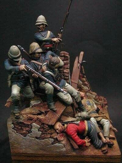 Battle Of Tuyen Quyan Xix Cent Ok Pinterest