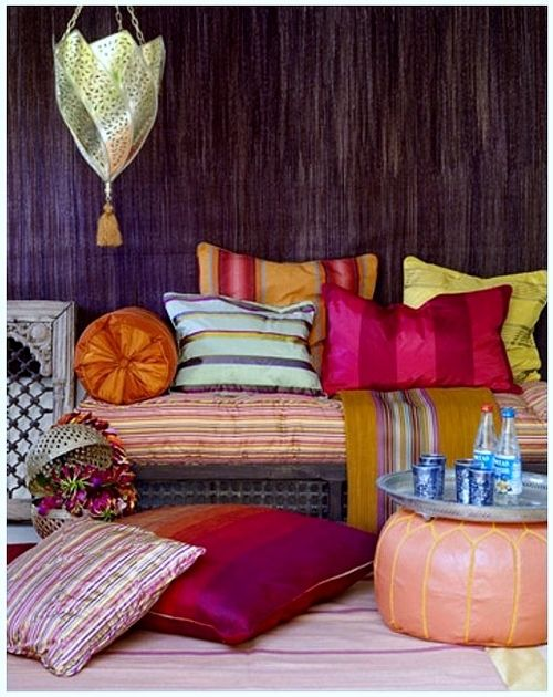 My Bohemian Home. I could probably pin everything from this tumblr. Everything is beautiful from color, design and art to composition of photos and the feeling it evokes. You should check it out.