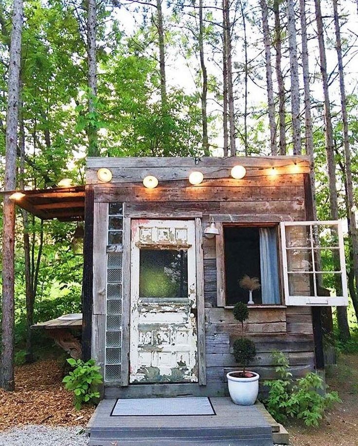 428 best Sweet Outdoors (Garden Sheds) images on Pinterest ...