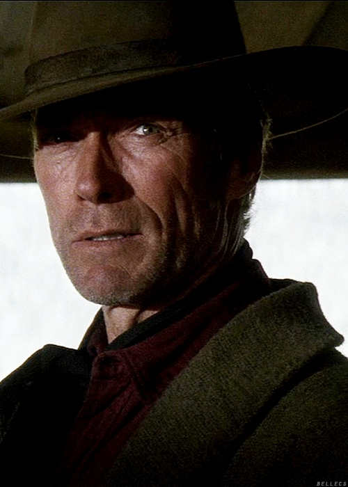 Clint Eastwood in Unforgiven (1992)