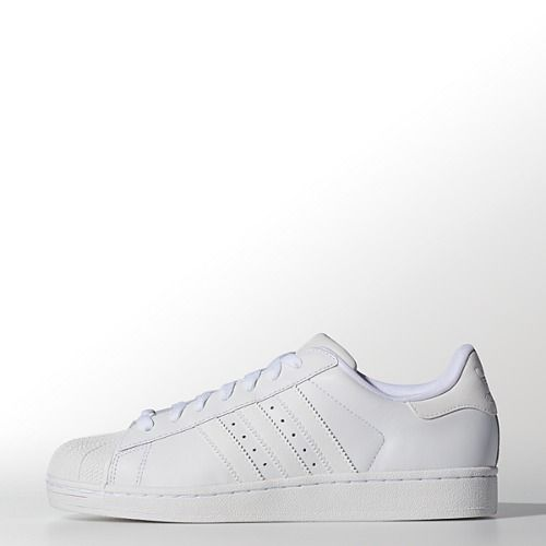 ADIDAS SUPERSTAR FOUNDATION WHITE/LIGHT BLUE BY3716