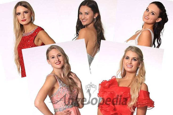 Top 5 Favourites of Miss World New Zealand 2017