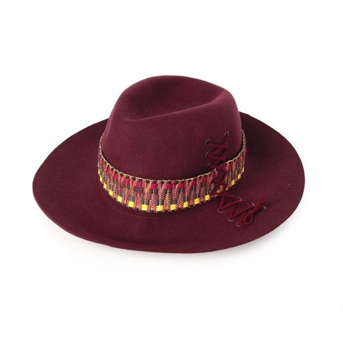 Wool Felt Floppy Hat  of Thursday Island  @5ivesense.com