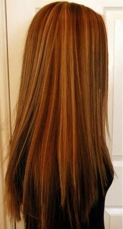 caramel brown hair with highlights beauty pinterest
