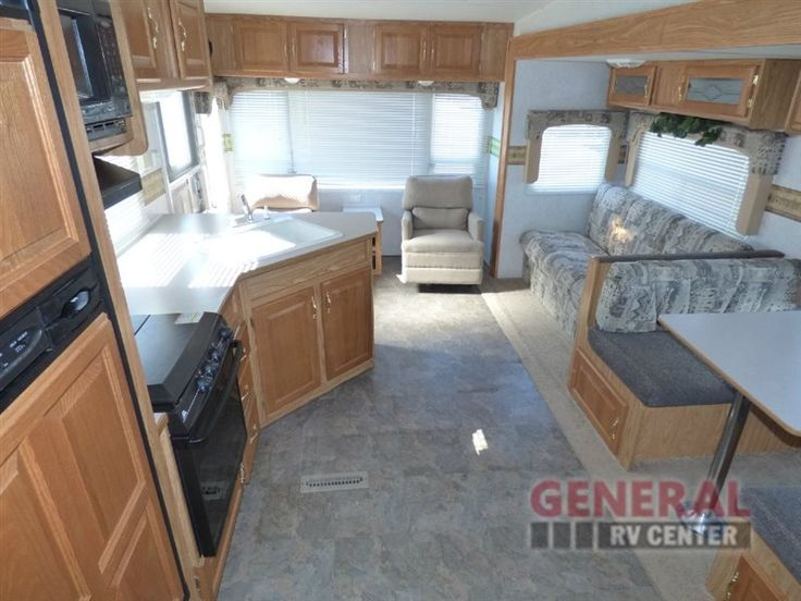 Used 2002 Four Winds RV Four Winds 27RLS Fifth Wheel at General RV | Birch Run, MI | #131187
