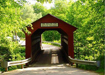 Vermont's covered bridges.: Beautiful Bridges, Cinnamon Rolls, Beautiful Places Scenery, Places I D, Children, The Bridges, Vermont Covers, Coverd Bridges, Covers Bridges
