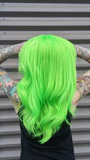 I've always had this color in mind but I feel like so many people would hate it if I went through with doing it
