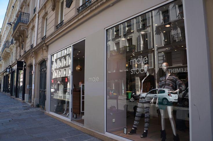 Tous les Bons plans shopping à Paris: stocks et magasins d'usines, Maje, Sandro, Chloé et autres fringues à -40% . Homme ,femme, la Vallée Village, Outlet