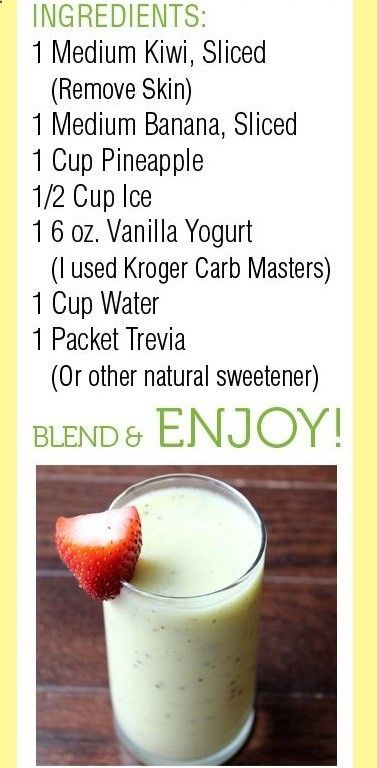 6 Skinny Shakes to Help You Burn Fats Faster Than You Thought - Yerlist