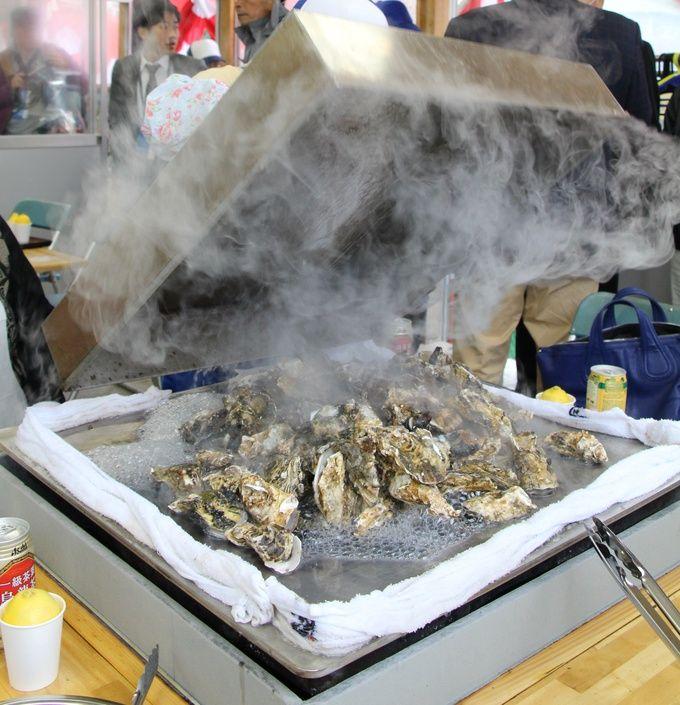 宮城の かき小屋の牡蠣食べ放題  その美味しさ伊達じゃない!本当に美味しい宮城グルメランキングTOP10 | RETRIP[リトリップ]