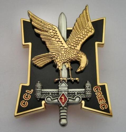FRENCH COMMANDO TRAINING - CCL Command and Logistics Company - 1st CHOC - CNEC