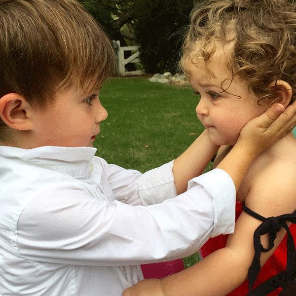 Alyssa Milano's Two Kids May Just Make the Cutest Brother-Sister Duo in Hollywood—Take a Look! Alyssa Milano, Instagram