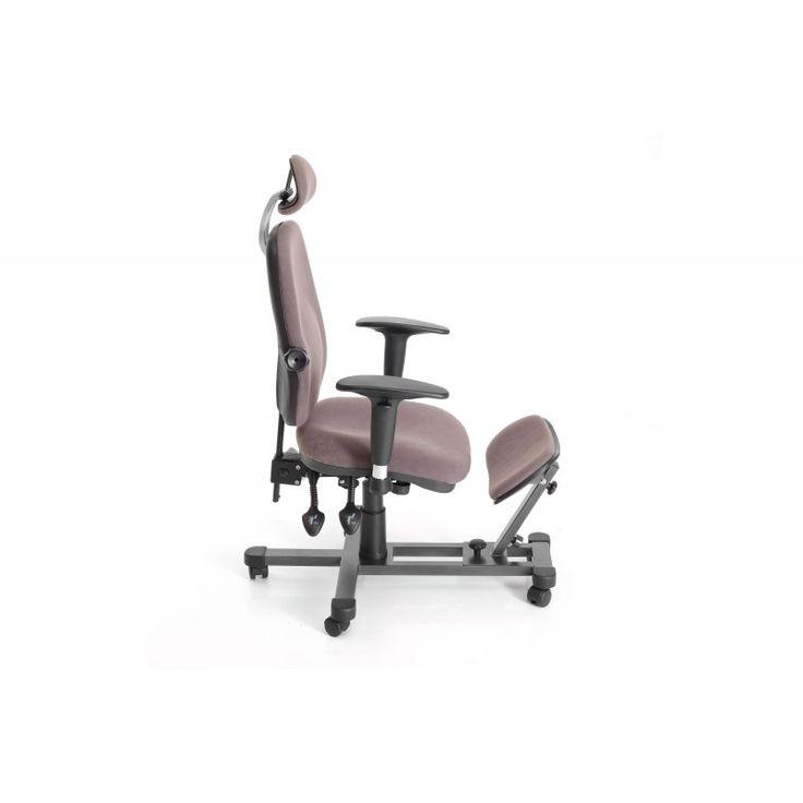 Fotel PREMIUM® DOKTOR JAWNY Niezastąpiony w biurach, w użytku domowym oraz w instytucjach edukacyjnych.