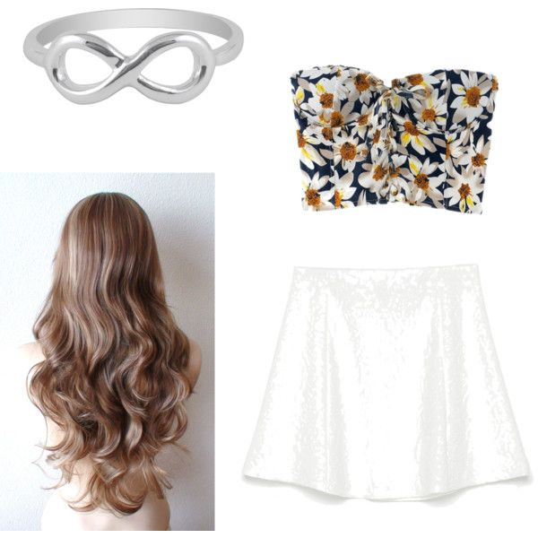 Daisy by gracerankcom on Polyvore featuring polyvore fashion style Zara Jewel Exclusive