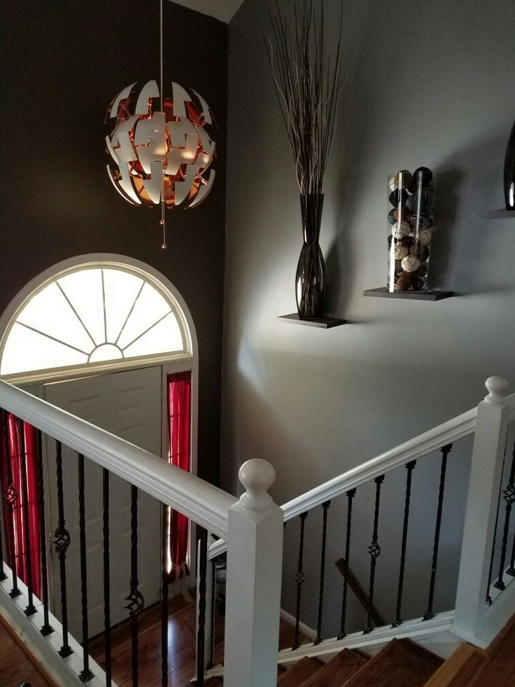 Split Entry Foyer Lighting : Best bi level entry ideas images on pinterest stairs