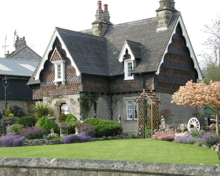 363 Best Cottages By The Sea In Forest Images On Pinterest