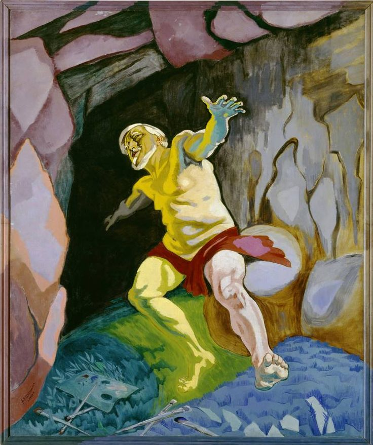 0039 Anne Gregersen, Challenging the Precepts of Modernism: The Late Work of J.F. Willumsen —