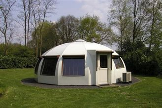 Iglu in Brabant for 4 people.