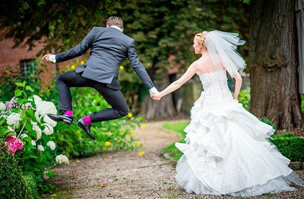 #Braut und #Bräutigam