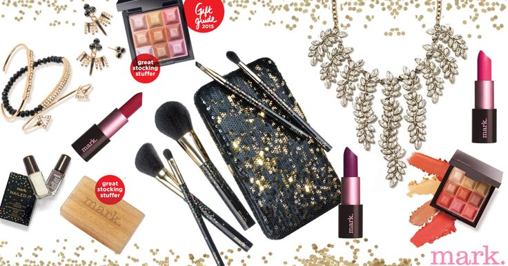 Surprise and delight this holiday season with presents that sparkle and shine featured in mark. magalog 13! #AvonRep