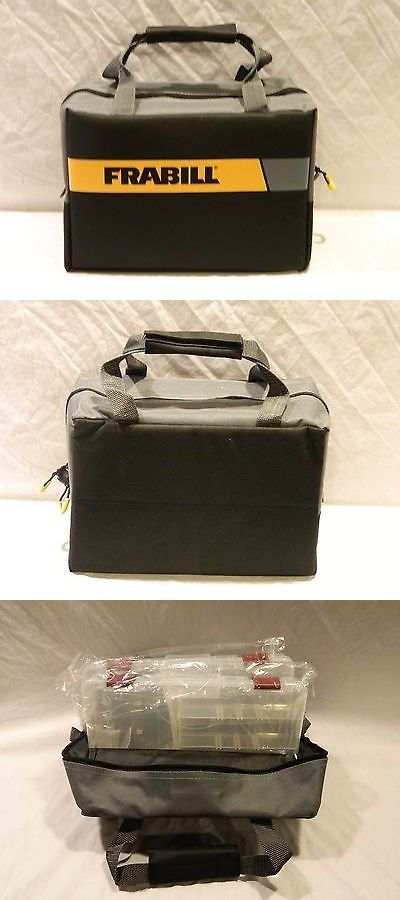 Tackle Boxes and Bags 22696: New Frabill Ice Fishing Tackle Bag/Box 3600 Series 446630 -> BUY IT NOW ONLY: $31.99 on eBay!