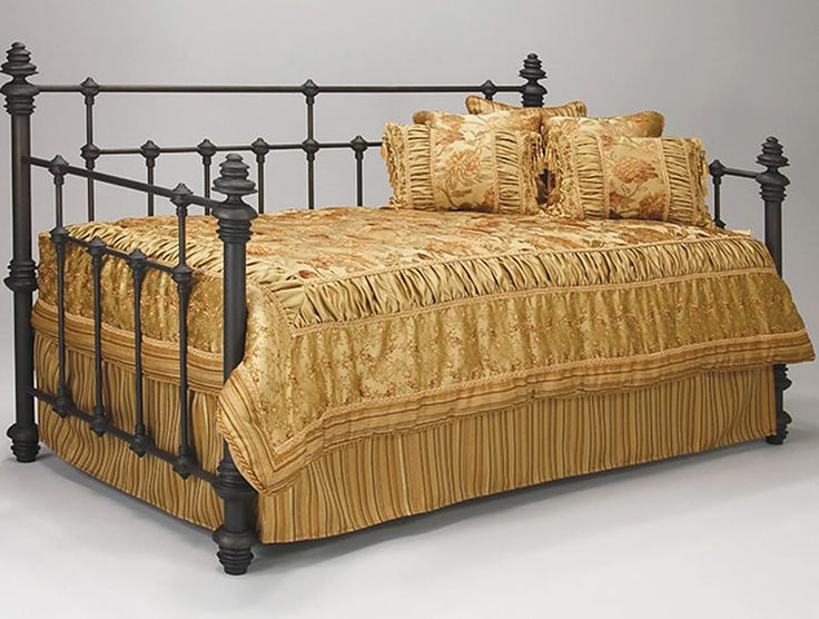 handmade chairs   ... Handmade Iron Daybeds Design for Teenager Bedroom Furniture by Benicia