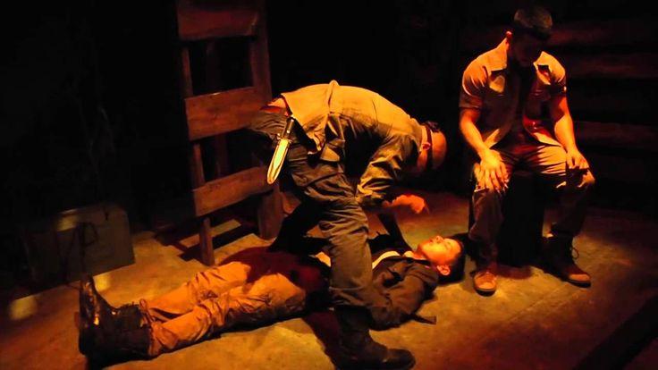 ¿Quién le teme al espantapájaros? Producción de Tijuana Hace Teatro, Octubre-Noviembre 2014