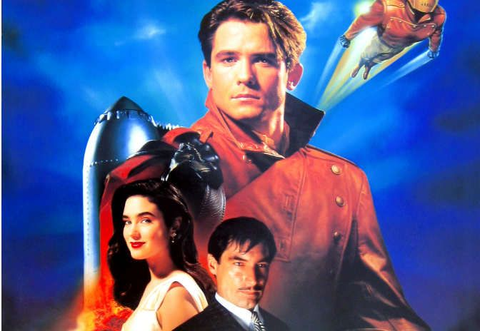 The Rocketeer – A Forgotten Disney Period Adventure Film