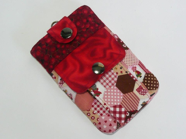 My New Smartphone Case with snap button closure ...