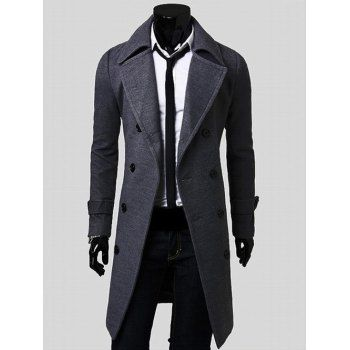 GET $50 NOW | Join Dresslily: Get YOUR $50 NOW!http://m.dresslily.com/wide-lapel-double-breasted-wool-mix-overcoat-product1768756-html-product1768756.html?seid=Iv0bpjUl7Inj1Eb24d4h0GMU14