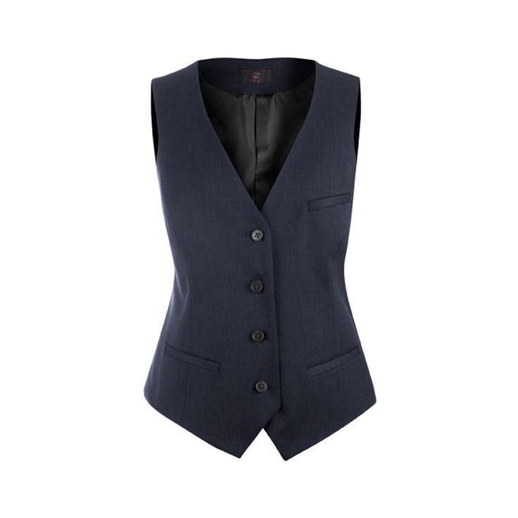 d59c2d252e4cf Gilet Femme 1246 est un vêtement de travail confortable et moderne,  d autres modèles