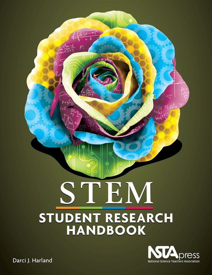 Stem Mom has student research and lab resources   Darci J. Harland, author of the STEM Student Research Handbook, describes the purpose of the text and how it is helpful for teachers and students who are conducting long-term STEM related research projects.