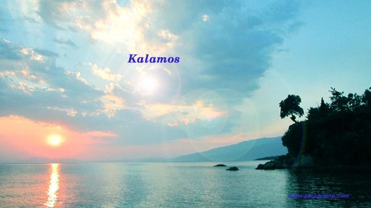 Kalamos Pelion Greece