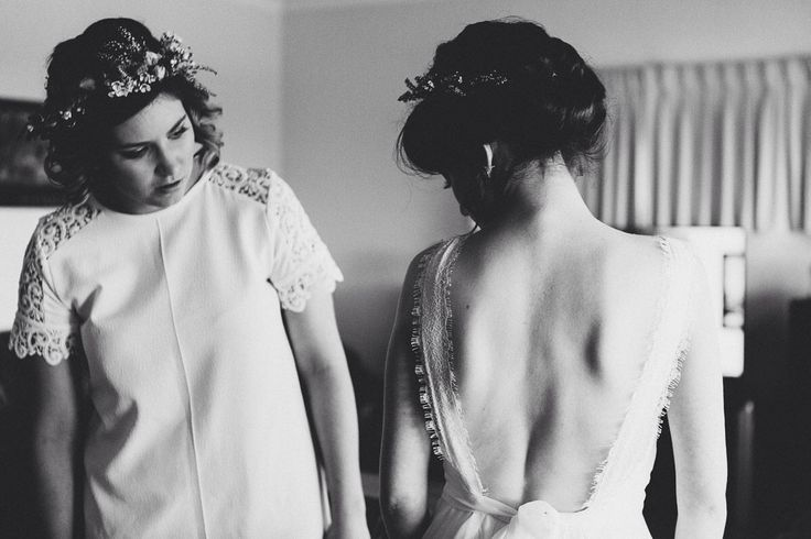 #sydney #wedding #2015 #pastel  #flowercrown #church #vintage  #decor #bridesmaid #white