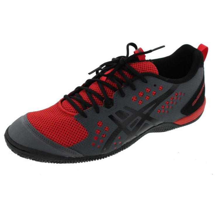 Asics Mens Gel-Fortius TR Mesh Round Toe Running, Cross Training Shoes