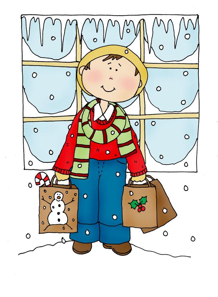 His Christmas Shopping Sample