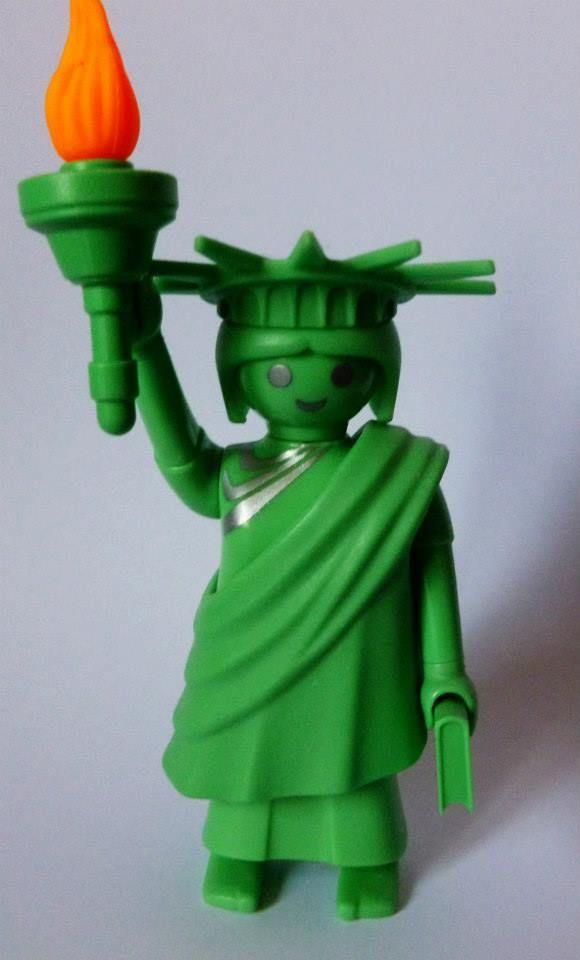 Playmobil Statue de la Liberté / Liberty Statue