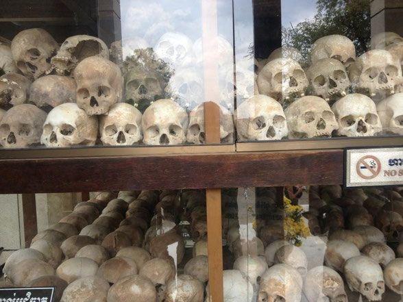 Cambodia's Dark Past: The Khmer Rouge