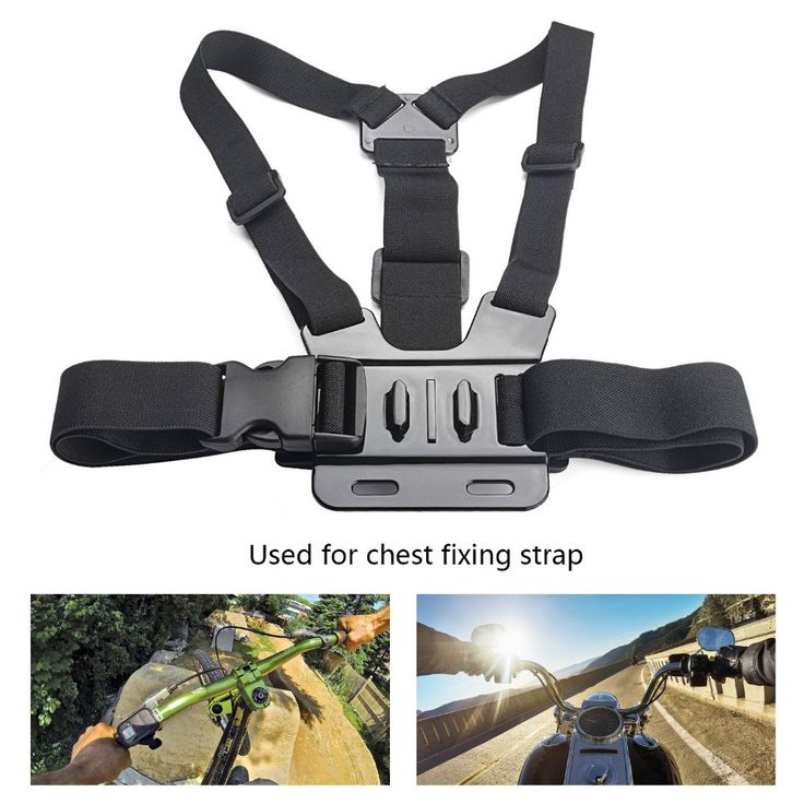 Cheap For Gopro Hero Buy Quality Camera Yi Directly From China Chest Belt Suppliers New Accessories Adjustable Body Harness Strap