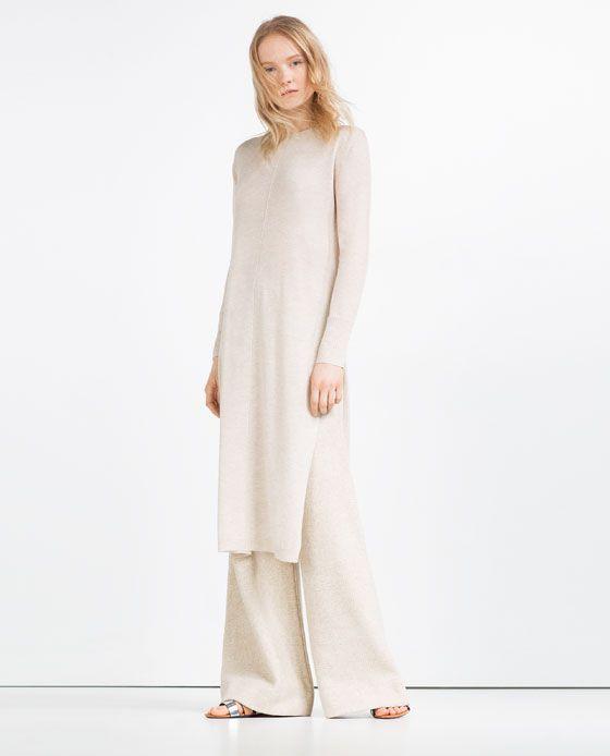Tunic Sweater, Fashion Y